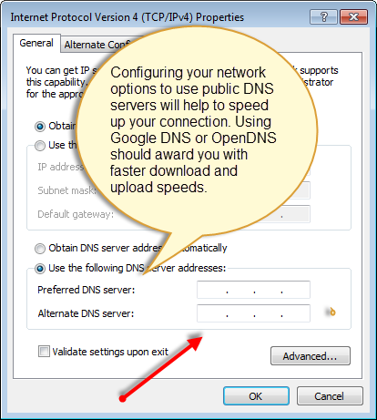 how to check your upload and download speed